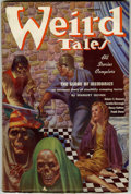 Pulps:Horror, Weird Tales February 1937 (Popular Fiction, 1937) Condition: VG....