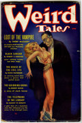 Pulps:Horror, Weird Tales June 1936 (Popular Fiction, 1936) Condition: VG....