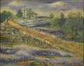 Texas:Early Texas Art - Impressionists, RUDOLPH KOKES (dec.). Woodlawn Hills, San Antonio, 1934. Oilon canvas. 16 x 20 inches (40.6 x 50.8 cm). Signed, dated, ...