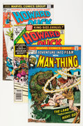 Bronze Age (1970-1979):Humor, Howard the Duck Group (Marvel, 1975-79) Condition: AverageVF/NM.... (Total: 32 Comic Books)