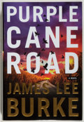Books:Mystery & Detective Fiction, James Lee Burke. SIGNED. Purple Cane Road. Fine. Unlessotherwise noted, all volumes are first edition, first printi...