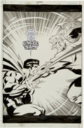 Original Comic Art:Splash Pages, Ed McGuinness and Cam Smith Superman #178 Page 11 OriginalArt (DC, 2002)....