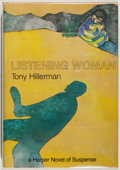 Books:Mystery & Detective Fiction, Tony Hillerman. SIGNED. Listening Woman. Signed by theauthor. Custom slipcase. Fine. Unless otherwise noted, al...