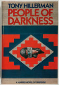 Books:Mystery & Detective Fiction, Tony Hillerman. SIGNED. People of Darkness. Fine. Unlessotherwise noted, all volumes are first edition, first p...
