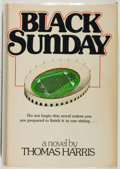Books:Mystery & Detective Fiction, Thomas Harris. Black Sunday. Very good. Unless otherwisenoted, all volumes are first edition, first printing, octav...
