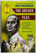 Books:Mystery & Detective Fiction, Ross Macdonald. SIGNED/LIMITED. The Archer Files. Fine.Unless otherwise noted, all volumes are first edition, first...