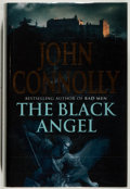 Books:Mystery & Detective Fiction, John Connolly. SIGNED. The Black Angel. Fine. Unlessotherwise noted, all volumes are first edition, first printing,...