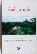Books:Mystery & Detective Fiction, Kent Harrison. SIGNED. Red Jungle. Fine. Unless otherwisenoted, all volumes are first edition, first printing, octa...