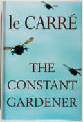 Books:Mystery & Detective Fiction, John Le Carré. SIGNED. The Constant Gardener. Fine. Unlessotherwise noted, all volumes are first edition, first...