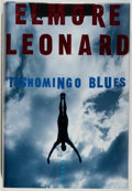 Books:Mystery & Detective Fiction, Elmore Leonard. SIGNED. Tishomingo Blues. Fine. Unlessotherwise noted, all volumes are first edition, first pri...