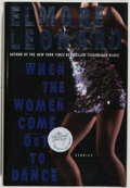 Books:Mystery & Detective Fiction, Elmore Leonard. SIGNED. Where the Women Come Out to Dance.Near fine. Unless otherwise noted, all volumes are first ...