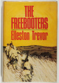 Books:Mystery & Detective Fiction, Elleston Trevor. SIGNED ON LOOSE BOOKPLATE. The Freebooters.Near fine. Unless otherwise noted, all volumes are ...