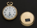 Timepieces:Pocket (post 1900), Ball Rare 23 Jewel Official Standard Grade 998 Elinvar PocketWatch. ...