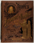 Books:Literature Pre-1900, [Gustave Dore, illustrator]. Dante. Purgatory and Paradise. New Edition. In English. Folio. No jacket. Very good. Un...