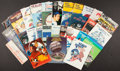 Baseball Collectibles:Programs, World Series Programs, Yearbooks and others Lot of 33....