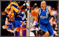 Basketball Collectibles:Photos, Jason Kidd Signed Oversized Photographs Lot of 2....