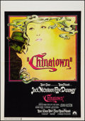 "Movie Posters:Mystery, Chinatown (Paramount, 1974). Belgian (14.25"" X 20""). Mystery.. ..."
