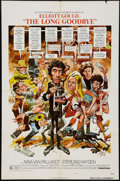 "Movie Posters:Crime, The Long Goodbye (United Artists, 1973). One Sheet (27"" X 41"").Style C. Crime.. ..."