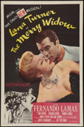 """Movie Posters:Musical, The Merry Widow (MGM, 1952). One Sheet (27"""" X 41""""). Musical.. ..."""