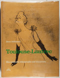 Books:Art & Architecture, Jean Adhemar. Toulouse-Lautrec. Abrams, 1965. Large quarto. Very good....