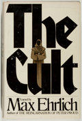 Books:Horror & Supernatural, Max Ehrlich. SIGNED. The Cult. Simon and Schuster, 1978.Signed by the author. Very good....