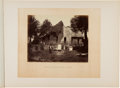 "Photography:CDVs, Gardner's Sketchbook Page/View No. 85 ""Blandford Church, Petersburg, Virginia.""..."