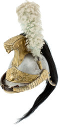 Militaria:Helmets, French Model 1872/1874 Dragoon Helmet....