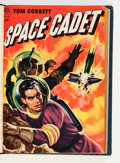 Golden Age (1938-1955):Science Fiction, Tom Corbett Space Cadet #4-11 Bound Volumes (Dell, 1953-54)....(Total: 2 Items)