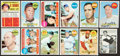 Baseball Cards:Sets, 1969 Topps Baseball (196) Plus Deckle Edge Complete Set (33). ...