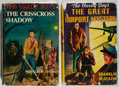 Books:Children's Books, Franklin W. Dixon. Group of Two Hardy Boys Books. Grosset &Dunlap, 1930-1953. Assumed later editions. Very good.... (Total: 2Items)