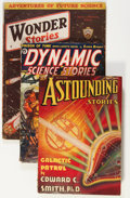 Pulps:Miscellaneous, Assorted Pulps Group (Various, 1931-40).... (Total: 20 Items)