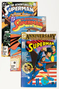 Modern Age (1980-Present):Superhero, Superman/Adventures of Superman Box Lot (DC, 1982-97) Condition:Average NM....