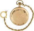 Antiques, Zack Miller: The Personal pocket Watch of this 101 RanchProprietor....
