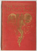 Books:Children's Books, Paul de Musset. Mr. Wind and Madam Rain. Fair. FirstAmerican edition. Unless otherwise noted, all volumes are first...