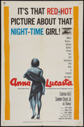 "Movie Posters:Black Films, Anna Lucasta (United Artists, 1958). One Sheet (27"" X 41""). BlackFilms.. ..."