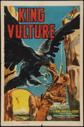 """Movie Posters:Documentary, King Vulture (Columbia, 1938). One Sheet (27"""" X 41""""). Documentary.. ..."""