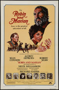 """Movie Posters:Adventure, Robin and Marian (Columbia, 1976). One Sheet (27"""" X 41"""").Adventure.. ..."""