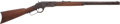 Long Guns:Lever Action, Winchester Model 1873 Lever Action Rifle....