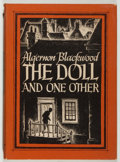 Books:Horror & Supernatural, Algernon Blackwood. The Doll and One Other. Arkham House,1946. Very good....