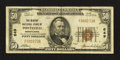National Bank Notes:Pennsylvania, Pottsville, PA - $50 1929 Ty. 1 The Miners' NB Ch. # 649. ...