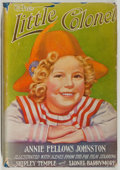 Books:Fiction, [Photoplay] [Shirley Temple]. Annie Fellows Johnston. The Little Colonel. Shirley Temple edition. Very good. Unless ...