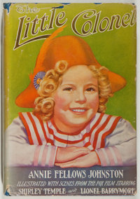 [Photoplay] [Shirley Temple]. Annie Fellows Johnston. The Little Colonel. Shirley Temple editio