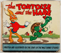 Books:Children's Books, [Walt Disney Studios]. The Tortoise and the Hare. McKay,1935. Oblong quarto. No jacket. Spine perished. Fair. U...
