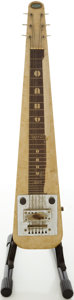 Musical Instruments:Lap Steel Guitars, 1950 Oahu MOTS Lap Steel Guitar, #v33016....