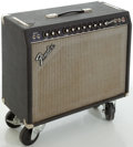 Musical Instruments:Amplifiers, PA, & Effects, 1980's Fender Concert Blackface Guitar Amplifier, #F212410....
