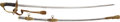Edged Weapons:Swords, Very Fine Presentation Grade US M1872 Cavalry Officer's Saber....