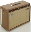 Musical Instruments:Amplifiers, PA, & Effects, Fender Acoustasonic Junior Brown Guitar Amplifier, #CR-166307....