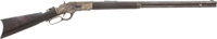 Scarce Winchester First Model 1873 Lever Action Rifle