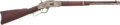 Long Guns:Lever Action, Winchester Third Model 1873 Saddle Ring Lever Action Carbine....