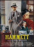 """Movie Posters:Mystery, Hammett (Warner Brothers, 1982). French Grande (46"""" X 62""""). Mystery.. ..."""